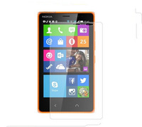 Free shipping New 10 pcs/Lot Screen Protector Clear Guard Cover For Nokia X2 X2 Dual SIM RM-1013 Nokia X2DS Mobile Phone