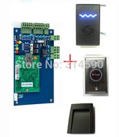 DIY TCP/IP One Door Access Controller Kit / One Door two ways access control panel kit