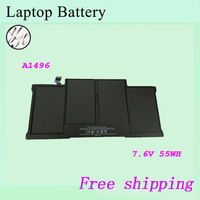 """100% New  Laptop  battery For APPLE Macbook Air 13.3"""" A1466 (Mid-2013)  MD761ZP/A MD760LL/A MD761LL/A 7.6V 55WH"""