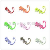 NEW 50pcs Free Shippment  Colorful Ear Cuff Ear Studs Earring Body Jewelry