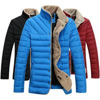 Best selling fashion warm winter jacket coat for men casual mens winter jacket