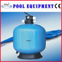 S450 Blue Fiber Glass Sand Filter Water Filtration Equipment