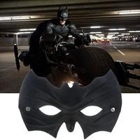 Halloween masquerade cloth mask children male half face eye cartoon cloth Batman mask