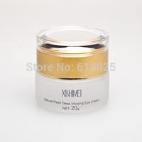 Free shipping XISHIMEI Nature Pearl Deep Infusing Eye Gel Cream