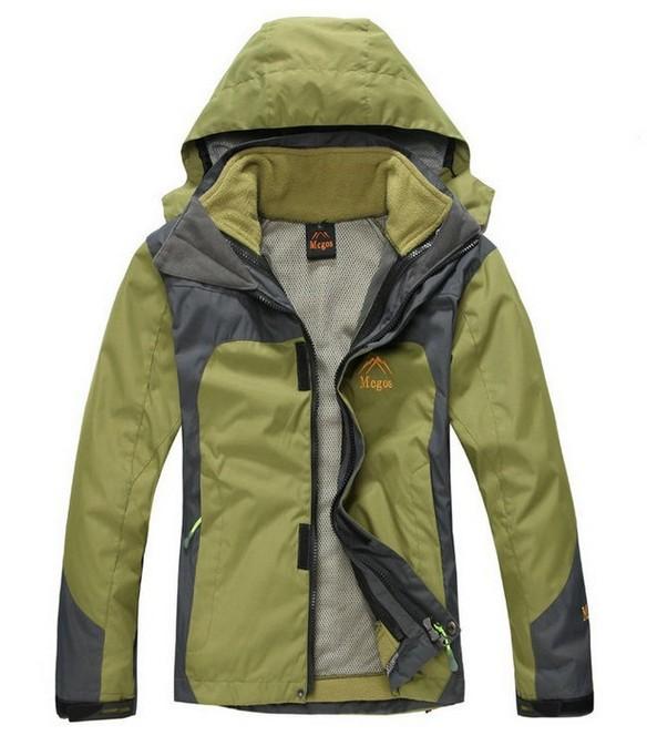 2013 Hot sale New brand three layer Children winter ski sport jacket/kids hoodie casual coat waterproof kids outdoor jacket(China (Mainland))
