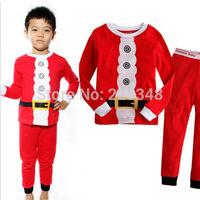 Christmas Santa Claus Frozen Baby Kids Boys Girls Nightwear Pajamas Sleepwear