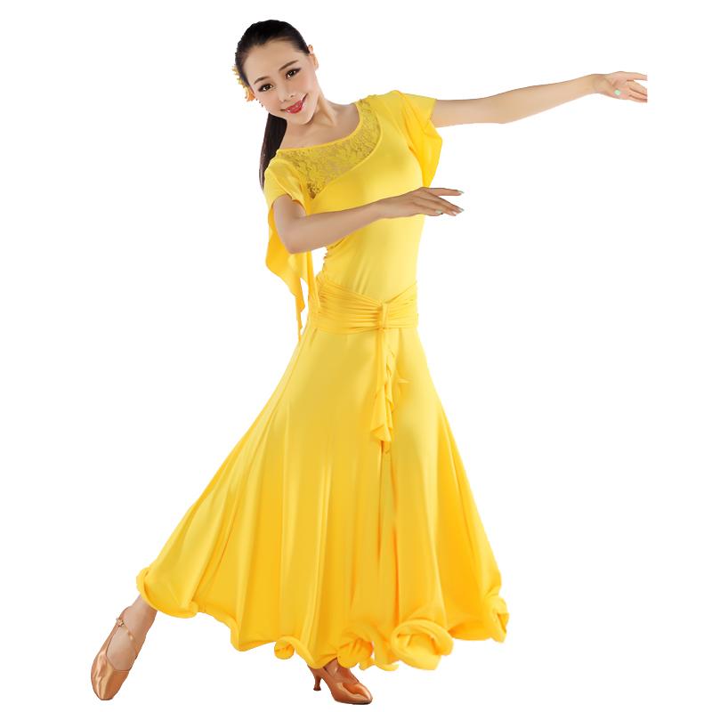 Ballroom dance dress modern dance dress dw637 china mainland