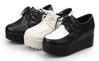 free shipping !The new 2014 han edition high tide restoring ancient ways women with increased within single shoes
