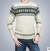 FREE shipping AFSjeep men's leisure thicker sweater 209