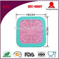 Wholesale Creative Heat Resistant Anti-slip Silicone Placemat