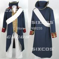 Hetalia: Axis Powers-Prussia Cosplay Costume AL0806-B