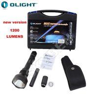 Olight M3X XM-L2 Triton Dual-output Tail-switch LED Flashlight 1200 Lumens Torch