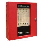 Conventional Fire Alarm Control Panel CK1016 16zones EIA-485 port, 4 sound outputs ACpower supervisory Fire Alarm Control