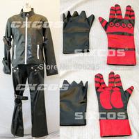 KOF-K' Cosplay Costume Full Set Halloween AL0106-B
