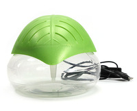 Air freshener, Negative ion air purifier,aromatherapy with multifunction of Humidifying, LED light