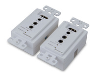 50m HDMI wall plate extender over single Cat5e/6 support 3D movie/audio signal