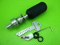 2014 Adjustable Tubular Manipulation Pick 10 pin  BROKEN KEY TOOLS  KEY BLANKS LOCK SERVICE TOOL BUMP KEYS pick set bypass tool