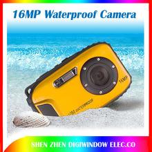 2014 nuevo 16mp 10m cámara impermeable 8x zoom bajo el agua a prueba de golpes cámara digital 2.7 inch lcd cámaras(China (Mainland))