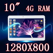 núcleo cuádruple lenovo 10 pulgadas 1280x800 llamada telefónica 3g doble tarjeta sim tablet pc carnero 4g 32g bluetooth4.0 gramos wcdma pc tablets 7 8 9 10.1(China (Mainland))