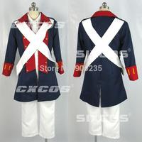 Hetalia: Axis Powers-America Cosplay Costume AL0804