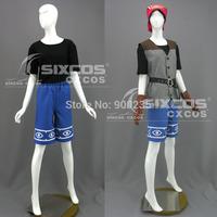 Chrono Cross-Serge Cosplay Costume