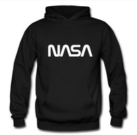 NASA astronomy fans of military aviation fall and winter clothes long-sleeved sweatshirts coat jacket