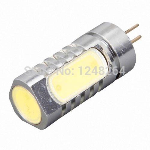 New product G4 4.5w 6w 7.5w 6D Led Car Spot Light Bulb DC12V 9V-30V COB Light Source Replacement of Halogen(China (Mainland))