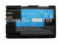 2PCS NEW BATTERY FOR LP-E6 E6 LPE6 EOS 5D SHIPPED BY REGISTERED MAIL