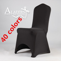 wholesale cheap polyester lycra spandex chair covers for weddings stretch banquet chair covers from china textile factory