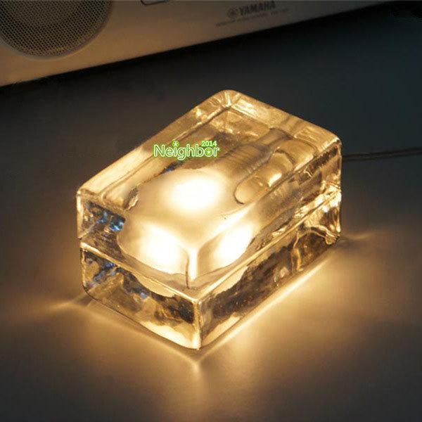 Glazen kubus lamp koop goedkope glazen kubus lamp loten van chinese glazen kubus lamp - Cube nachtkastje ...