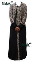 Free shipping kaftan jilbabs of Dubai design and Islamic clothing for woman high quality muslim abaya for the lady ram88