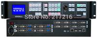 VDWALL LVP8601 Multi-Windows Sync Processor,including CVBS x 4, VGA x 4, DVIx4 ,SDI / HD-SDIx4 input ,DVIx8 output,with 2xTS802
