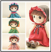 Wholesale cute hat Phyl girl Plush Toy Doll Girl doll doll gifts