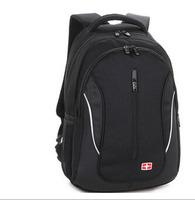 New 2014 Fashion Business men's backpacks school Polyester Shoulder bags laptop bag women Backpack Swiss Army Knife BK0041