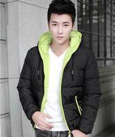 2014 New Arrival Fashion Men's Coat Winter Overcoat Outwear Winter Hooded Duck Down Jackets Coat