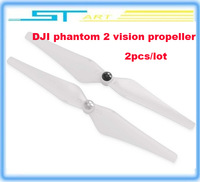 dji phantom 2 vision Flying camera accessories  2pcs/lot 9 inch blades propellers GPS FPV quadcopter  free shi girl toy