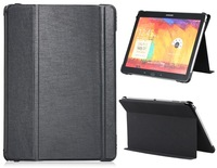 Free shipping + Nvidia Shield Tablet Case Air Bi-fold Faux Leather Case for Samsung Galaxy Note 10.1 P601/ P600