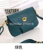 Korea new fashion handbags  vintage Japanese dumplings purse small bag Messenger bag tide special mobile phone