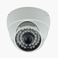 1000TVL CMOS Color Cctv Security Camera Cctv 36IR 3.6mm Lens Dome Indoor Video Home w95-10
