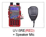 Lowest Price uv5r two way walkie talkie ham radio hf transceiver
