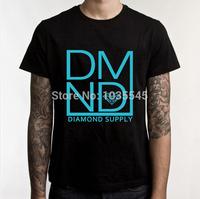 Summer Fashion Diamond Supply t shirt Men's t shirts Cool diamond supply tshirt Unique Design Short Sleeve Man Top Shirts