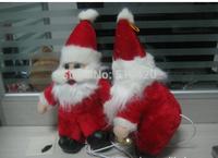 Hot Christmas gift Creative personality cute doll mini USB speaker Santa Claus for laptop/desktop/cell/mp3/mp4/mp5/psp speaker