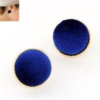 Min.orders $10 Korean Fashion accessories luxury  wild  sweet temperament OL round  Earrings  Element For Women Jewelry   MD1188