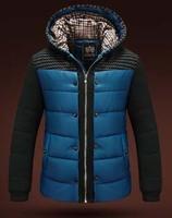 New arrival 2014 New Thick Hooded Winter Coat Men Fashion Slim Men Jacket Winter Good Quality Warm Men's Winter Jackets