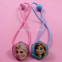5pairs/lot 10pcs Frozen Anna Elsa kids hair band Hairpins Hair bands headwear baby children gift hairband girl accessories #2