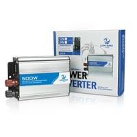 qc002-4 Free shopping 1pcs car charger 500w power converters USB car inverter 12 v to 220 v and 24v to 220v  cigarette lighter