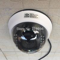 1000TVL CCTV Security Camera 1/4 CMOS Color IR CUT 3.6mm Lens Indoor Dome Video Home W41-10