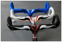 Full carbon handlebar MOst TALON Full carbon fiber road bike handlebar Integrated handlebar with Stem 400/420/440MM
