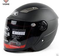 Men and women motorcycle helmet half helmet Winter helmet 837 r