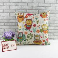 New AliExpress creative decorative pillow cushions home cloth pillowcase soft spot wholesale cushion sofa cushion X073
